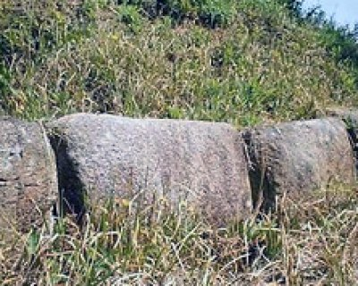 帯隈山神籠石